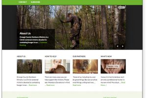 New branding and website help nonprofit increase outreach
